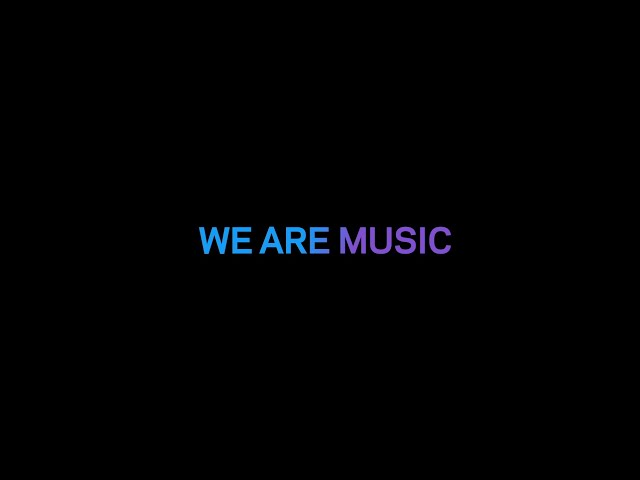 We Are Music | Recording Academy