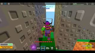 Noob vs Pro no Skywars Roblox