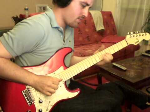 Sultans of Swing (Dire Straits cover - original backing