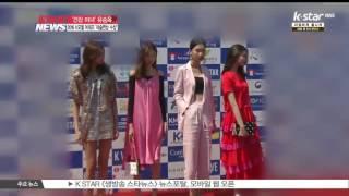 Repeat youtube video [생방송 스타뉴스] '머슬퀸' 유승옥 아찔 시스루 드레스 눈길