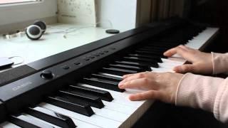 Evanescence - Eternal (piano) by Alisha