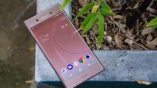 Sony Xperia XZ1 : Can 3D image scanning sell a mid range smartphone