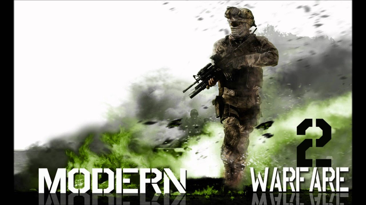 Call of Duty Modern Warfare 2 Soundtrack   The Gulag