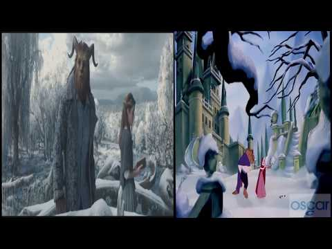 Something There Beauty And The Beast 2017 Vs 1991 HD