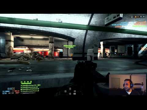 Glitchest Game EVER ~ Battlefield 4  