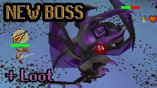 NEW BOSS - First look + Loot from 27 kills | Zeah Catacombs | Oldschool Runescape