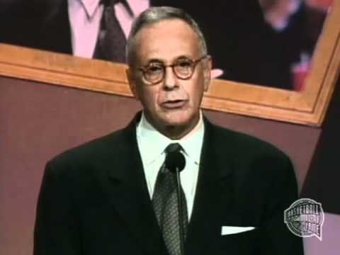Larry Brown's Basketball Hall of Fame Enshrinement Speech