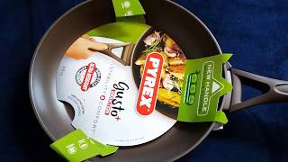 Обзор сковороды Pyrex Gusto+