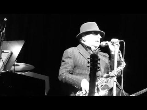 Van Morrison - Jackie Wilson Said (Live in Copenhagen, March 10th, 2016)