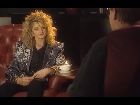 Bonnie Tyler interview in 1992
