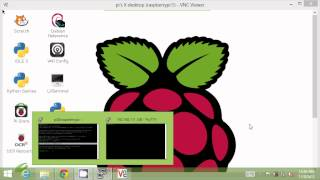 Remote control Raspberry Pi from Windows using VNC