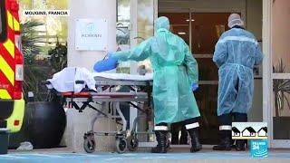 Francia Registra Más De 500 Muertos Por Covid-19 En Un Solo Día