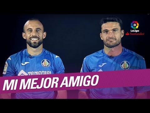Mi Mejor Amigo: Jorge Molina y Molinero