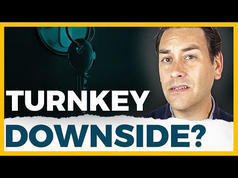 Downside of Buying Turnkey Real Estate
