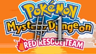 Pokemon Mystery Dungeon Red Rescue Team Episode 1: A Twist of Fate