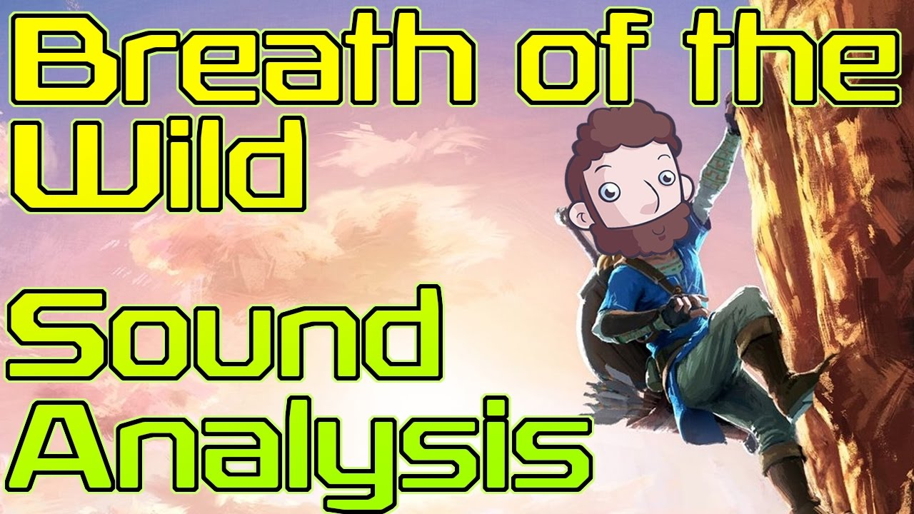 Breath of the Wild Sound Analysis - Blipsounds