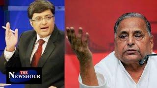 Raking up the Ayodhya issue once again, Samajwadi Party supremo Mul...
