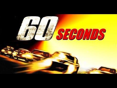 nur noch 60 sekunden trailer