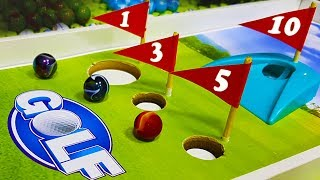 EPIC Mini Golf Marble - MARBLE Elimination Race Mini Tournament