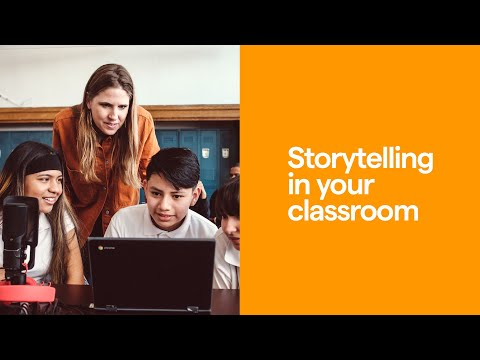 Storytelling in your classroom with Soundtrap Mp3