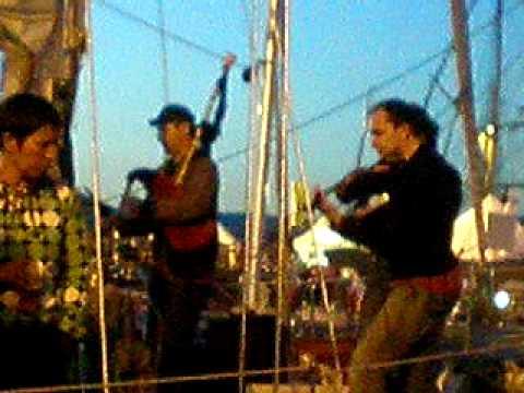 Tall Ship Atlantic Challenge 09