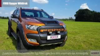 Hurter Offroad - Umbau für Schwabengarage Neu-Ulm - Ford Ranger Wildtrak