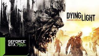 Dying Light - GTX 750 Ti - 8GB RAM - FX 6300 - 1080p