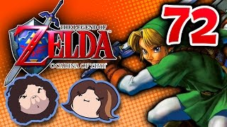 Zelda Ocarina of Time: Movin' to the Stratosphere - PART 72 - Game Grumps