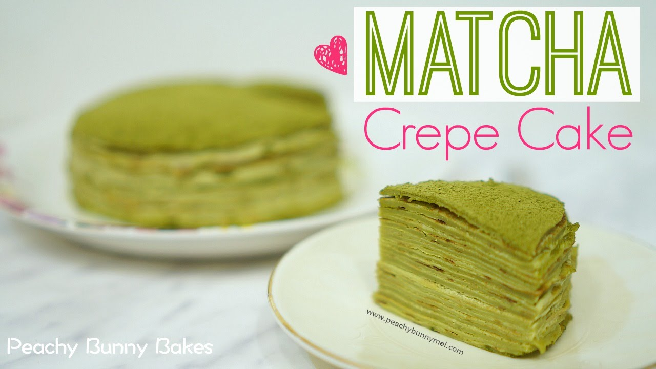 How To Make Lady M Crepe Cake