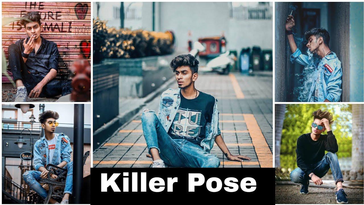 Bad Boy Photo Pose 2019 Bad Boy Poses 2019 Killer Attitude Pose For Men 2019 Youtube