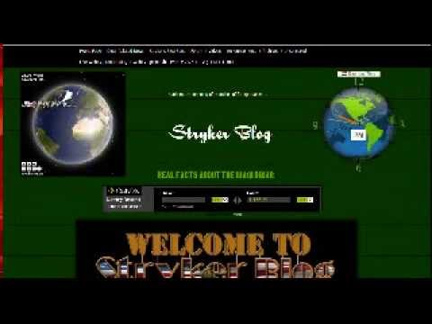 Iraqi Dinar News Stryker Web TV - Stryker Blog Drive In Theater Tutorials (how to edit profile page)