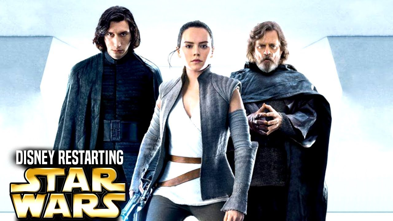 Disney Wants To Restart The Sequel Trilogy The Worst Way Star Wars Explained Youtube