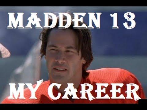 Madden 13 My Career Part 6 (Comeback Kid)
