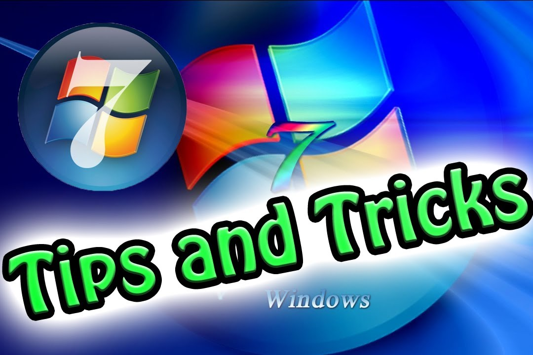 technology tips and tricks Windows