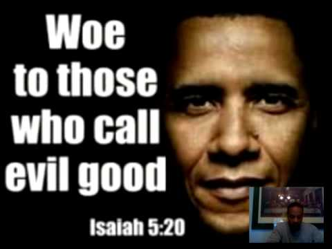 WOE TO THEM THAT CALL EVIL GOOD! AND GOOD EVIL!! - YouTube | 480 x 360 jpeg 13kB