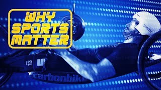 Ryan Pinney on Why Sports Matter