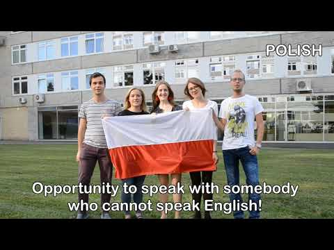 Happy European Day of Languages from ESN Vilnius University!