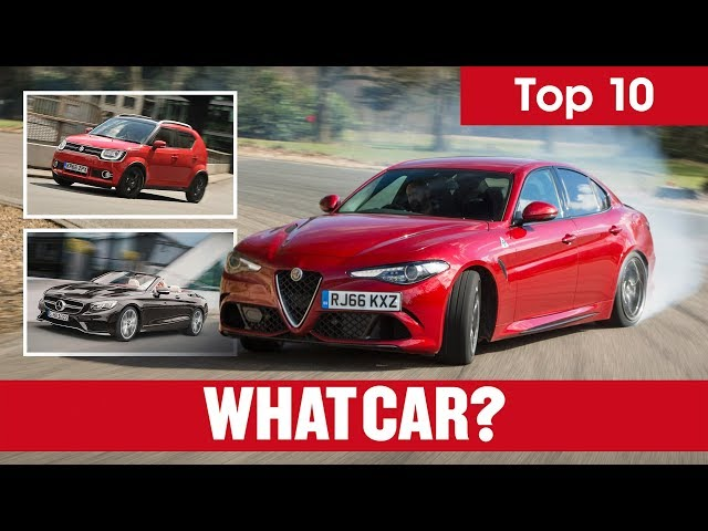 Real world MPG test | Top 10 Most and least fuel efficient cars | What Car?