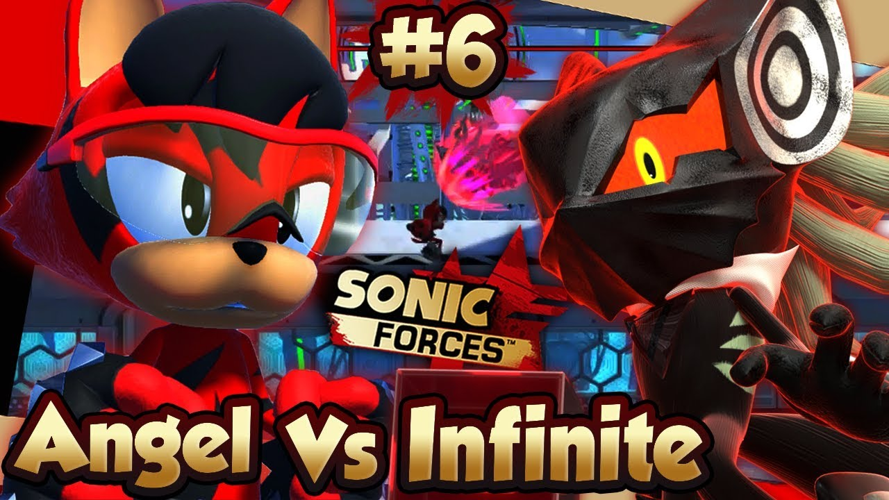 ABM: Sonic Forces Gameplay!! Walkthrough # 6 HD *Nintendo Switch*