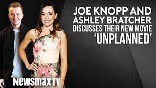 Joe Knopp and Ashley Bratcher Discuss their New Movie