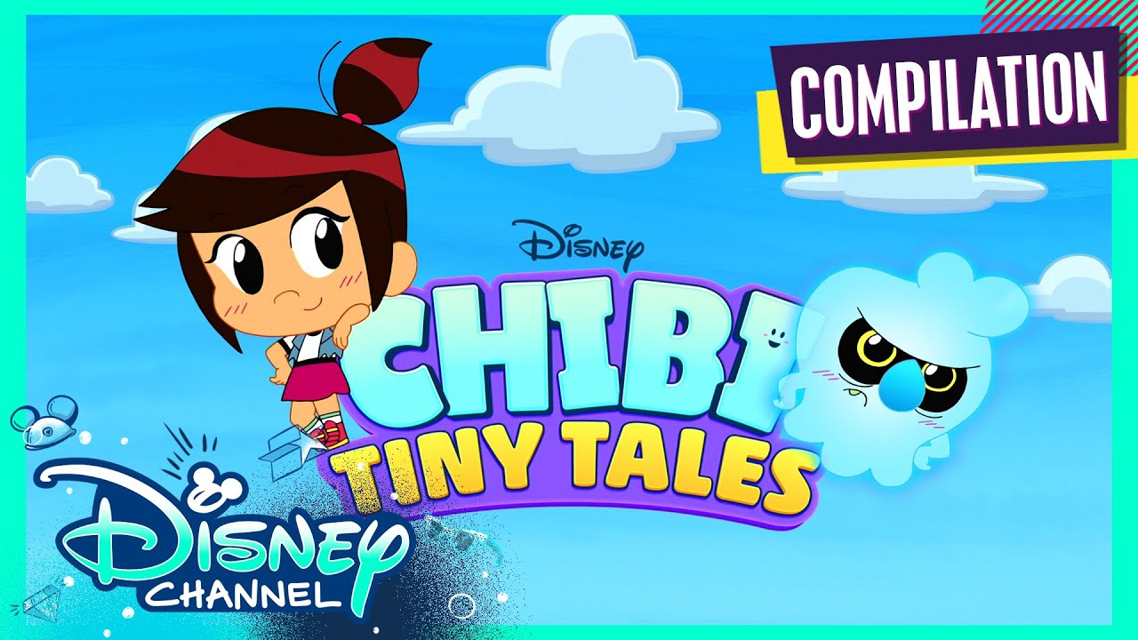 Download The Ghost and Molly McGee Chibi Tiny Tales | Compilation | Disney Channel Animation