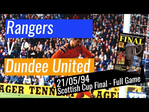 1994 Scottish Cup Final