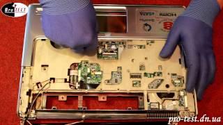 Как разобрать ноутбук HP Pavilion DV5 1030er. Ремонт ноутбука в Макеевке, Донецке, Харцызске.
