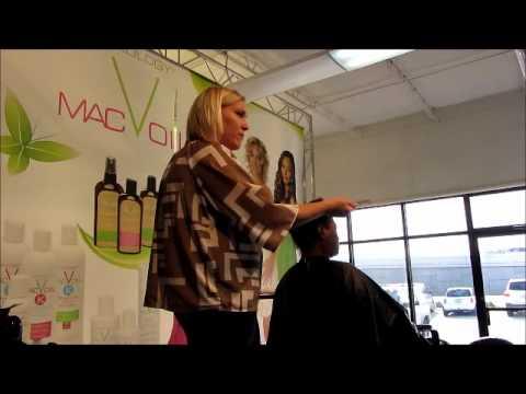 MACVOIL Keratin Hair Smoothing Treatment
