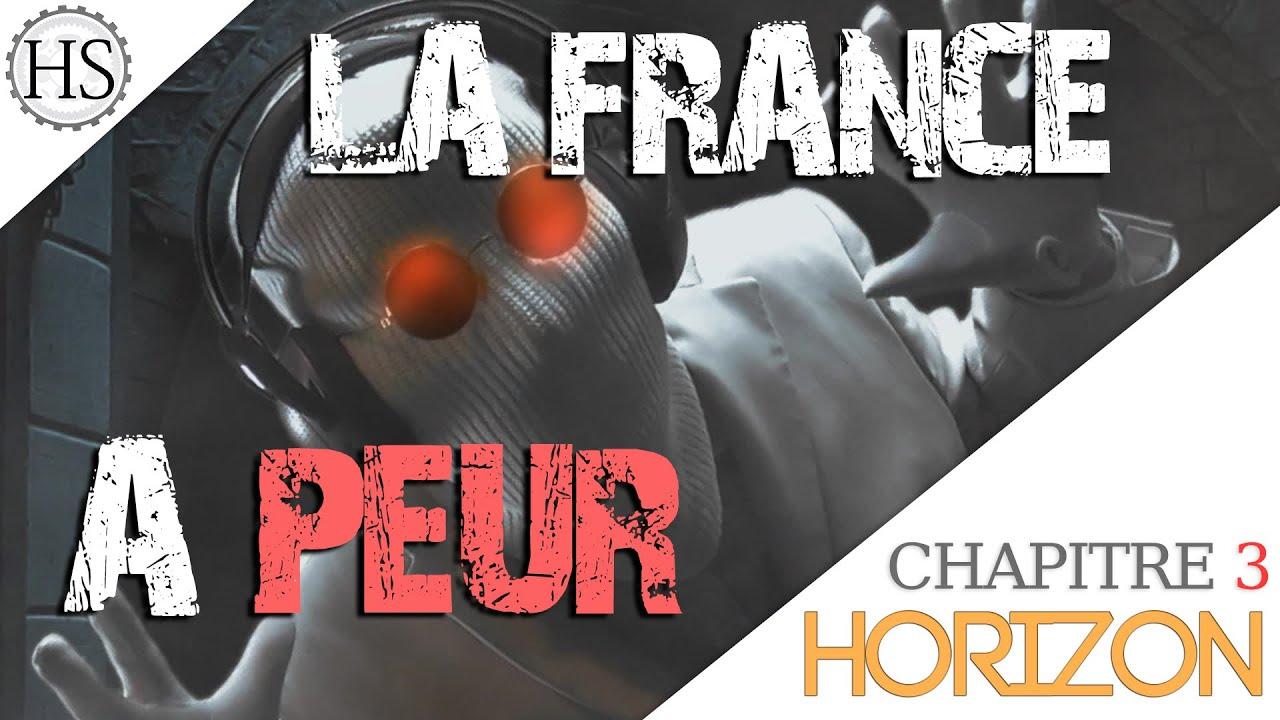 Horizon - La France a peur: le syndrome du grand méchant monde