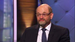Ehring im Gespräch mit Martin Schulz: Zweckoptimismus oder Realitätsverweigerung?