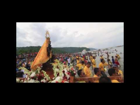 Maritime Procession of our lady of salvation, joroan tiwi albay 2016