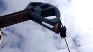 Штанговый Глубинный Насос в работе(через YouTube Объектив., 2014-06-10T00:24:38.000Z)