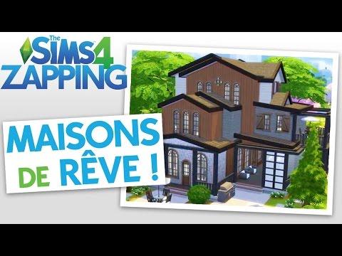 Zapping : Les plus Belles Maisons Sims