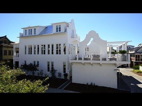 Fabulous Rosemary Beach Florida 4BR Gulf View Rental Home - Vern Yip's House